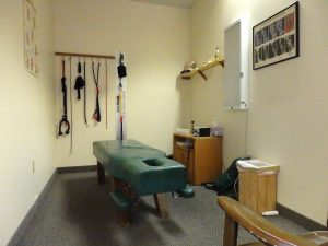 Physical Therapy and X-ray review